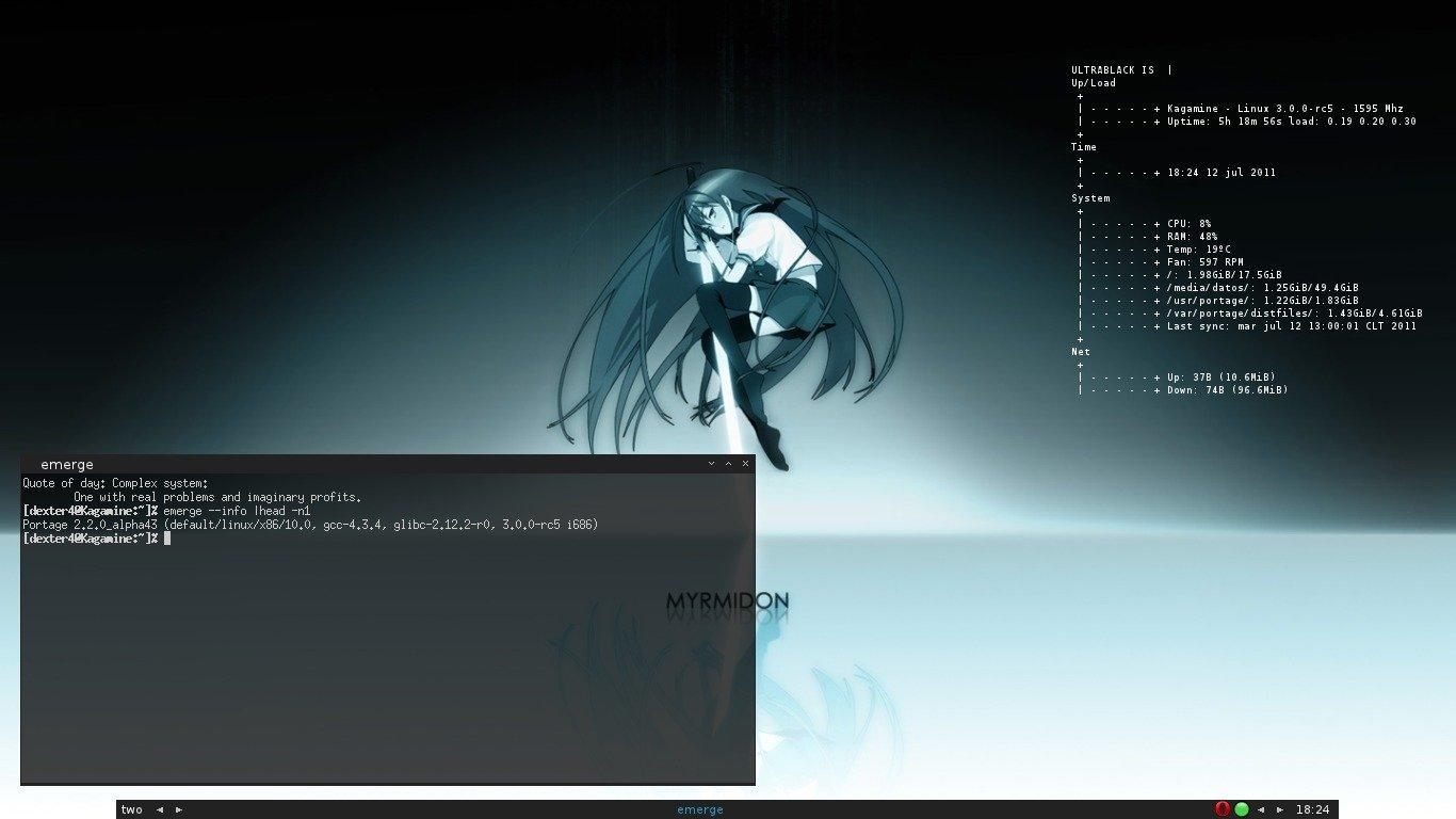 Linux interfaccia grafica per vecchi computer - Tavola grafica per pc ...