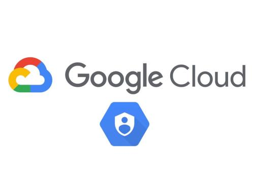 Google IAM logo