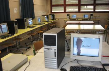 Linux LTSP scuola Reggio Emilia