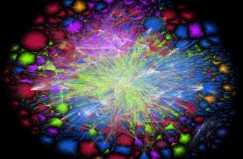 Mappa di internet di Opte.org